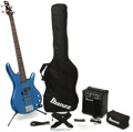 Ibanez IJXB150B Jumpstart Bass Pack - Starlight Blue