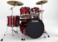 Tama 2016 Imperialstar Complete Drum Set - 5-piece - Vintage Red