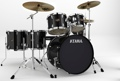 Tama Imperialstar Complete Drum Set - 6 piece - Black