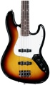 Fender Standard Jazz Bass - Brown Sunburst with Rosewood Fingerboard