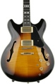 Ibanez JSM10 John Scofield Signature - Vintage Yellow Sunburst