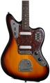 Squier Vintage Modified Jaguar - 3-color Sunburst