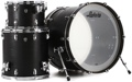 Ludwig Keystone X Pro Beat Shell Pack 3-piece - Night Oak