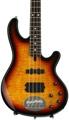 Lakland Skyline 44-02 Deluxe - 3 Tone Sunburst, Rosewood