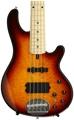 Lakland Skyline 55-02 Deluxe - Honey Burst, Maple Fingerboard