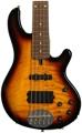 Lakland Skyline 55-02 Deluxe - 3 Tone Sunburst, Rosewood Fingerboard