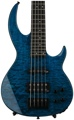 ESP LTD BB-1005 Quilted Maple - Black Aqua