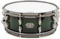 Yamaha Live Custom Snare Drum - Emerald Shadow Sunburst