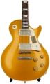 Gibson Custom Standard Historic 1957 Goldtop Les Paul - Antique Gold VOS, Dark Back