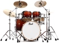Pearl Masters MCX Shell Pack - Chestnut Fade
