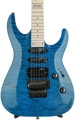 ESP LTD MH-103QM - See Thru Blue
