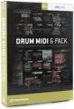 Toontrack Drum MIDI 6-pack - Boxed