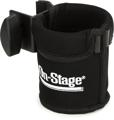 On-Stage Stands MSA5050 Clamp-On Drink Holder