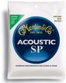 Martin MSP-3000 SP 80/20 Bronze Extra Light Acoustic Strings