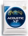 Martin MSP-3200 SP 80/20 Bronze Medium Acoustic Strings
