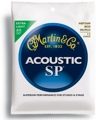 Martin MSP-3600 SP 80/20 Bronze Extra Light 12-String Acoustic Strings
