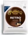 Martin Retro Acoustic Guitar Strings - .013-.056 Tony Rice Bluegrass