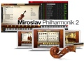 IK Multimedia Miroslav Philharmonik 2 Orchestral Software Instrument (download)
