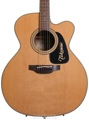 Takamine P1JC Jumbo Cutaway Acoustic/Electric w/Electronics, Natural