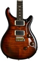 PRS P24 Trem 10-Top - Black Gold Wrap Burst