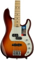 Fender American Elite Precision Bass - Tobacco Sunburst, Maple Fingerboard