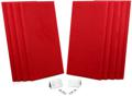 Auralex Anniversary ProPanel Kit 1 - Red