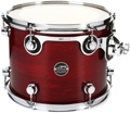 DW Performance Series Mounted Tom 10x13 - Cherry Stain Lacquer