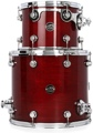 DW Performance Series 2-Piece Tom Pack - Cherry Stain Lacquer