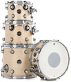 DW Performance Series 4-piece Tom /Snare Pack - Natural Satin Oil