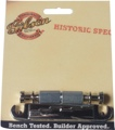 Gibson Accessories Lightning Bar Compensating Bridge