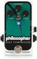 Pigtronix Philosopher's Bass Compressor Pedal