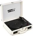 Rock N Rolla Junior Briefcase Turntable - White