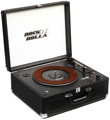 Rock N Rolla XL Briefcase Turntable - Black
