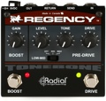 Radial Tonebone Regency Pre-drive and Booster Pedal