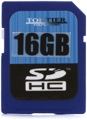 Top Tier SDHC Card - 16 GB, Class 6