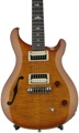 PRS SE Custom 22 Semi-Hollow - Vintage Sunburst