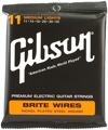Gibson Accessories 700ML Brite Wires Electric Strings - .011-.050 - Medium Light