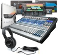 PreSonus SLM244AI with Studio One 3 Professional and HD280Pro Headphones