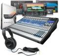 PreSonus SLM244AI with Studio One 3 Professional and HD280Pro Headphones