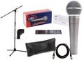 Shure SM58 50th Anniversary Microphone with Stand and Cable
