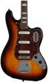Squier Vintage Modified Bass VI - 3-Color Sunburst