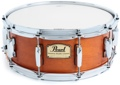 "Pearl Session Snare - 5.5""x14"" - Matte Liquid Amber"
