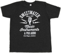 Sweetwater Vintage Black Mic T-shirt - Men's XL