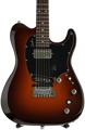 Godin Session Custom TriplePlay, Rosewood Fingerboard - Lightburst