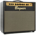 "Bogner Shiva EL34 80-watt 1x12"" Handwired Tube Combo Amp with EL34 Tubes and Dual Reverb"