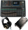 Soundcraft Si Impact Mixer with Case and Headphones
