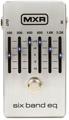 MXR M109S Six Band EQ Pedal