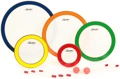 Remo Sound Shapes Multi Color 5-Pack