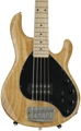 Ernie Ball Music Man StingRay 5 H - Natural, Maple Fingerboard