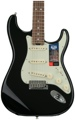 Fender American Elite Stratocaster HSS Shawbucker - Mystic Black with Rosewood Fingerboard
